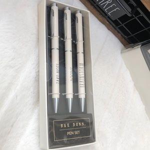 Rae Dunn Office - Rae Dunn Writing Pens